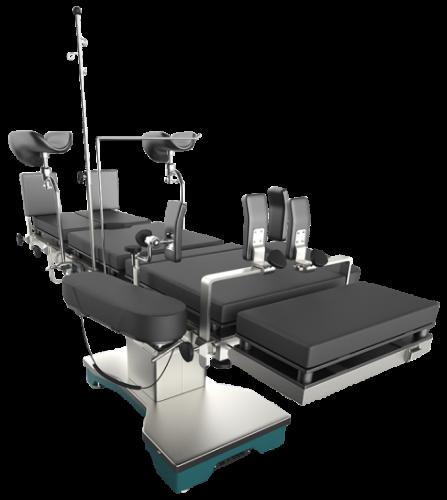 Подголовник для нейрохирургии (трехпозиционный) для операционного стола Surgery 8600