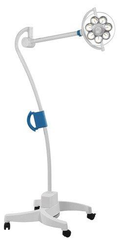 Светильник хирургический передвижной светодиодный бестеневой ЭМАЛЕД 200 П (с блоком аварийного питания))