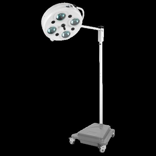 Светильник операционный ALFA 734 (4-рефлекторный)