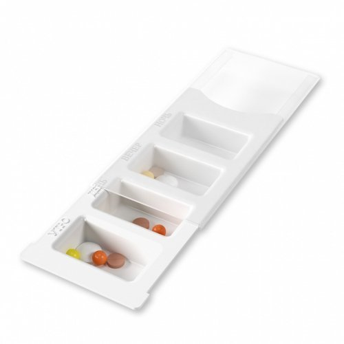 Укладка (пенал) УПХЛ-01 ЕЛАТ для хранения и приёма лекарств