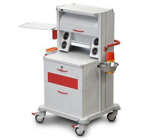 Тележка медицинская функциональная ТМ-8