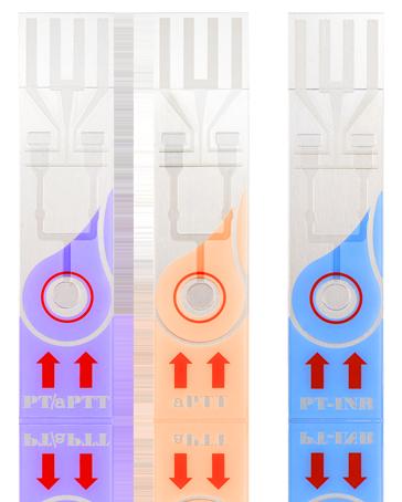Тест-полоски ПТВ-МНО в цельной крови QS-1-12 Pro qLabs PT-INR 12 шт.