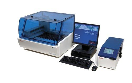 Автомат для постановки ИГХ окрашивания Autostainer 360 2D