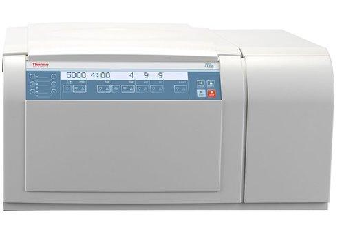 Thermo Scientific SL16R настольная центрифуга с охлаждением, микропроцессорное управление