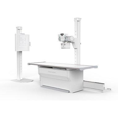 Titan2000 тип E CR, цифровая рентгеновская система на 2 рабочих места