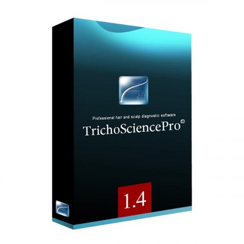 Программное обеспечение для диагностики заболеваний волос и кожи головы TrichoSciencePro
