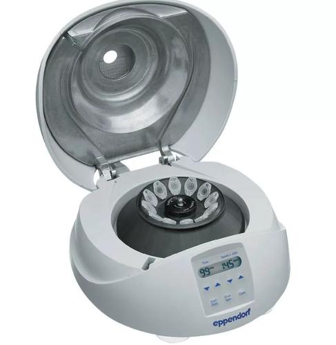 Центрифуга Eppendorf MiniSpin для микропробирок 1,5/2,0 мл, 12 мест, до 13 400 об/мин