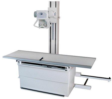 ГАММАРЕНТ-ГРАФИ DR, цифровой рентгенографический комплекс на 2 рабочих места