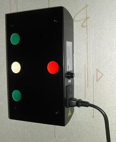 Прибор для исследования бинокулярного зрения Цветотест ЦТ-2