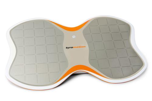 Стабилоплатформа Tymo Therapy Plate для тестирования и реабилитации с принадлежностями
