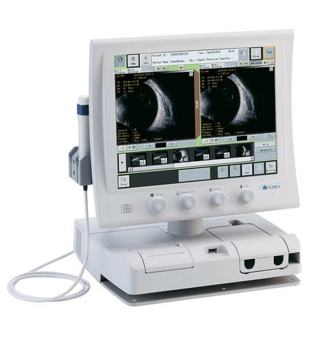 Ультразвуковой аппарат для В- сканирования UD-8000