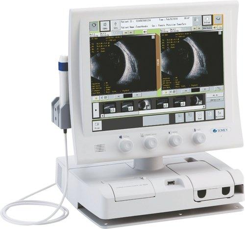 Аппарат ультразвуковой для B-сканир. UD-8000, с биопахиметром AL-4000