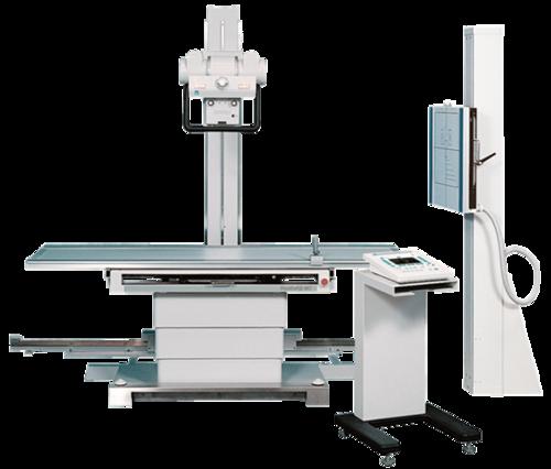 УниКоРД-МТ-Плюс, комплекс рентгеновский диагностический, стационарный