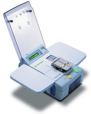 Устройство для стерильного запаивания трубок пластикатных контейнеров с кровью TSCD-II