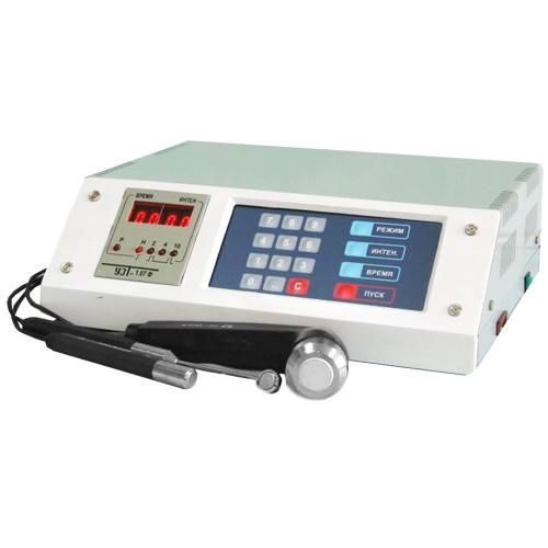 Аппарат для ультразвуковой терапии УЗТ-1.07Ф с принадлежностями