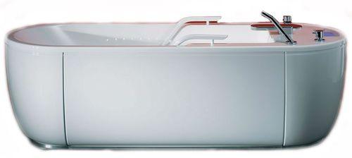 Ванна медицинская для воздушно-пузырькового массажа, автоматического подводного массажа, модель 1.5-19 (Каракалла),Unbescheiden