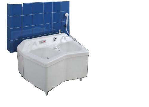 Ванна медицинская камерная для бальнеологических процедур конечностей, модель 0.8-5,Unbescheiden