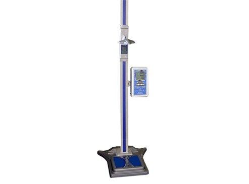 Весы напольные медицинские электронные ВМЭН-200-50/100-С-СТ-А с функцией вычисления индекса массы тела (ИМТ)