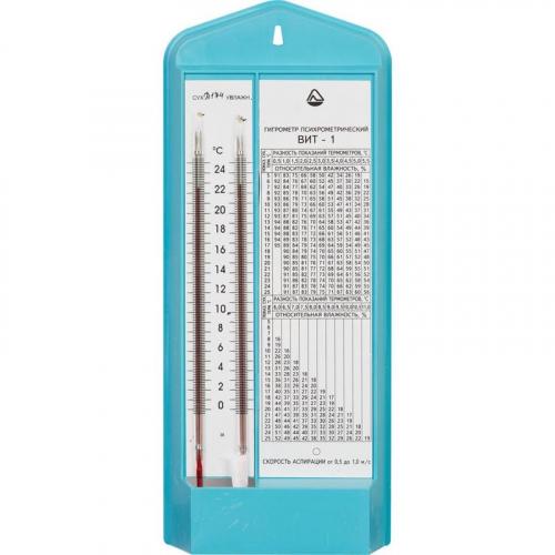 Гигрометр психрометрический ВИТ-1, 0+25°С