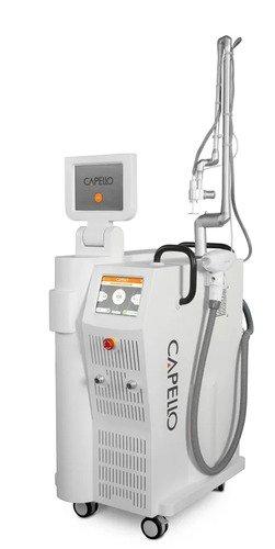 Фракционный CO2 и неодимовый лазер CAPELLO Grande VIVA