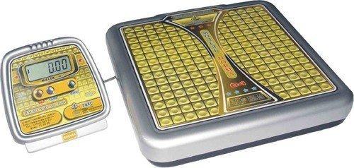 Весы медицинские напольные на батарейках и от сетевого шнура, выносное табло ВМЭН-200-50/100-д2-А*